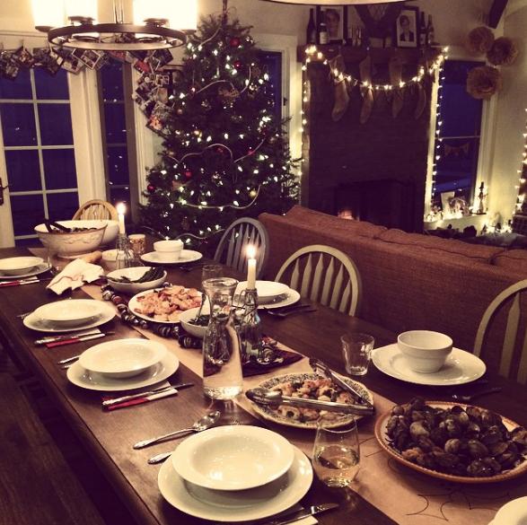 Cena Viglia di Natale, CASAGIOVE